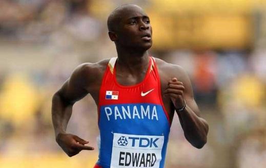 Alonso Edward gana los 200 metros en la Copa Continental de Ostrava