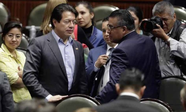 En México, Cámara de diputados suspende viajes internacionales