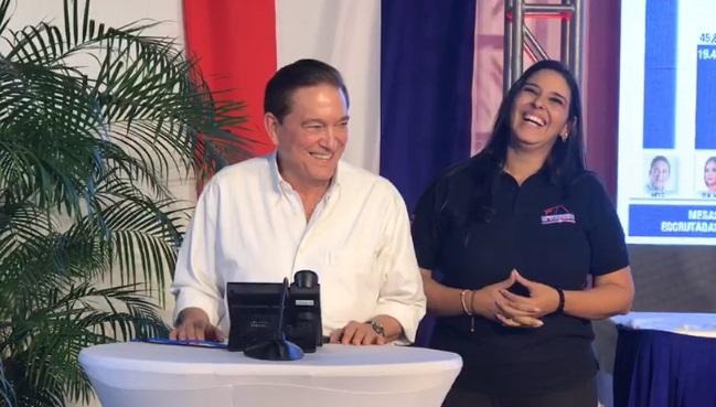 Cortizo anuncia que ha recibido 1,500 sugerencias para su Plan de Gobierno