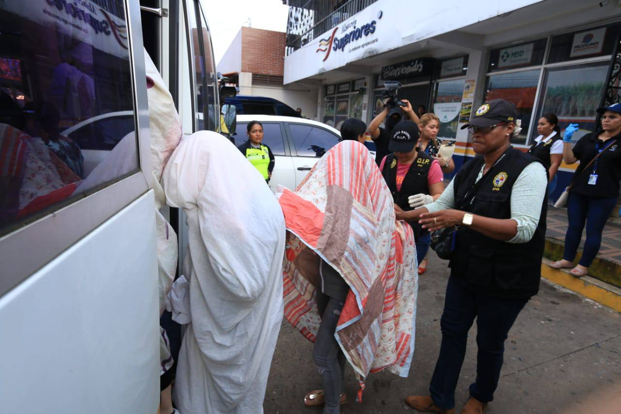 EE.UU: Panamá no cumple con normas mínimas para erradicar la trata de blancas