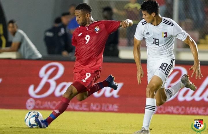 2-0: Venezuela vence a Panamá en amistoso de la FIFA