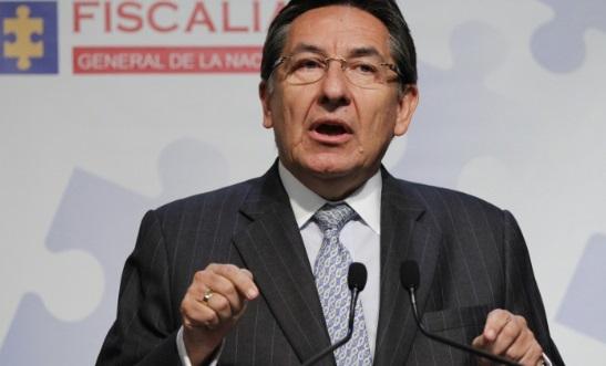 'No tengo bienes ocultos': Fiscal General colombiano