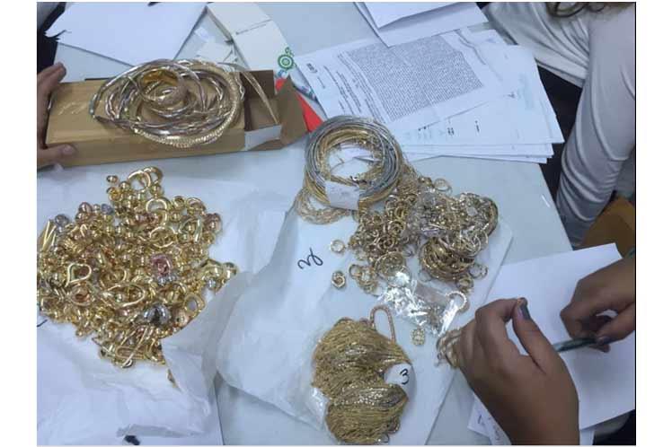 Desmantelan red de contrabando de oro y plata entre Panamá y Colombia