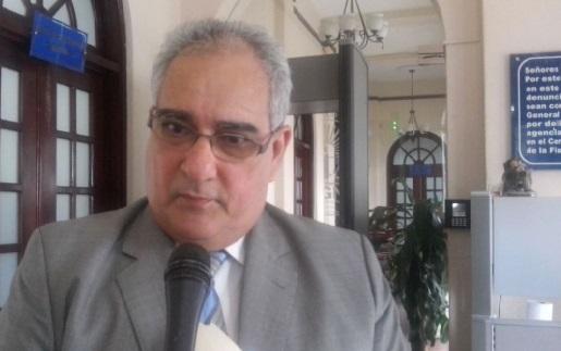 Marquez Amado renuncia a su postulación como magistrado de la CSJ