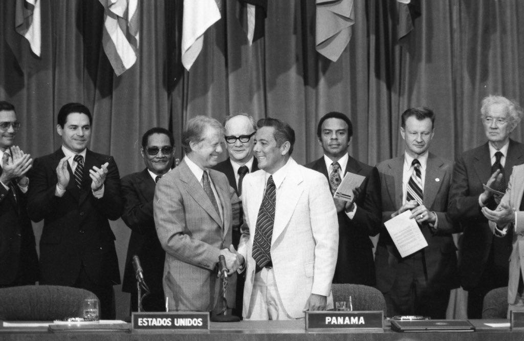 Documentos sobre las negociaciones de los tratados Torrijos Carter serán digitalizados
