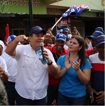 Quibián Panay se compromete a lograr un municipio transparente