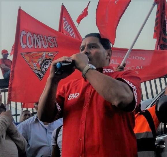 Saúl Méndez lanza campaña política para las primarias del FAD