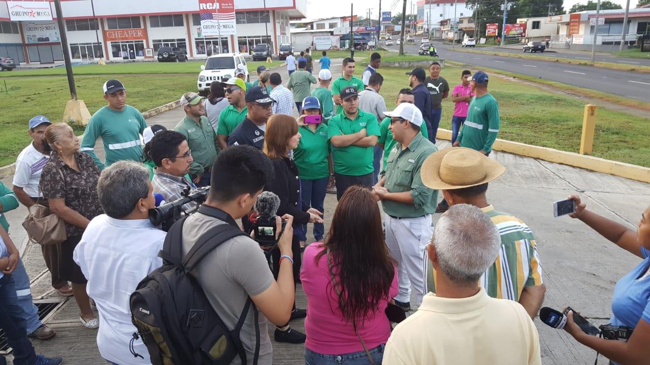 Trabajadores piden al MICI que apruebe concesión de prórroga a Minera Cerro Quema