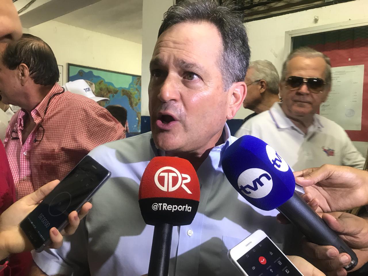 Juan Carlos Navarro: los diputados en la Asamblea son un foco de corrupción
