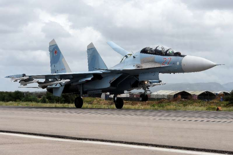 EE.UU. sanciona a unidad militar china por comprar aviones y misiles rusos