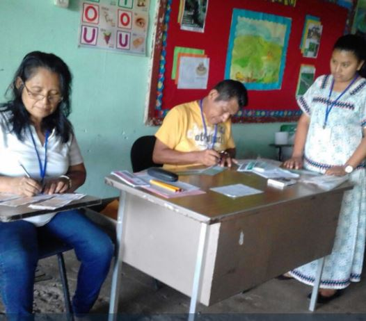 Mesas de votación en primarias del CD fueron cerradas sin contratiempos