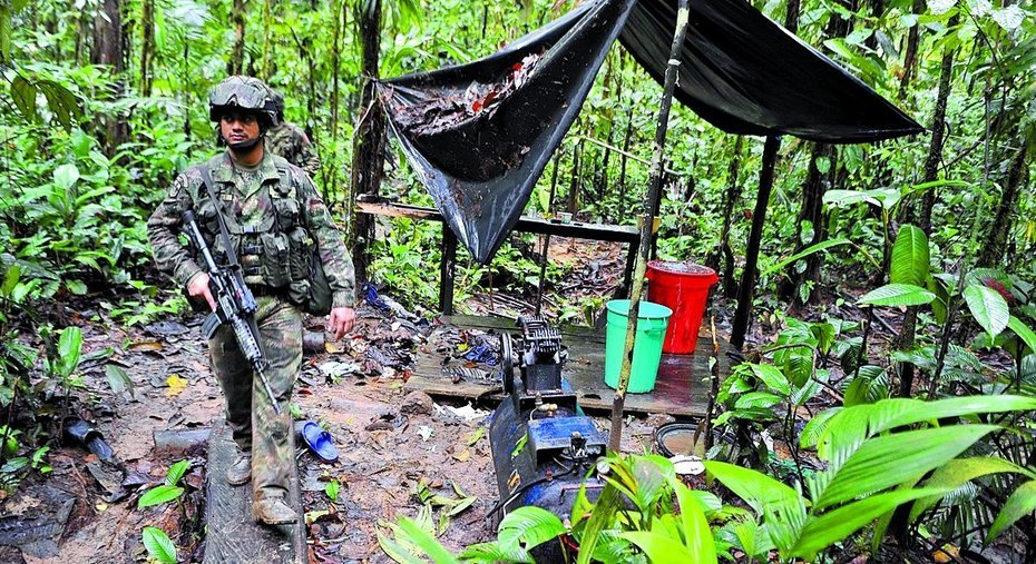 Colombia sigue siendo el mayor productor de cocaína del mundo