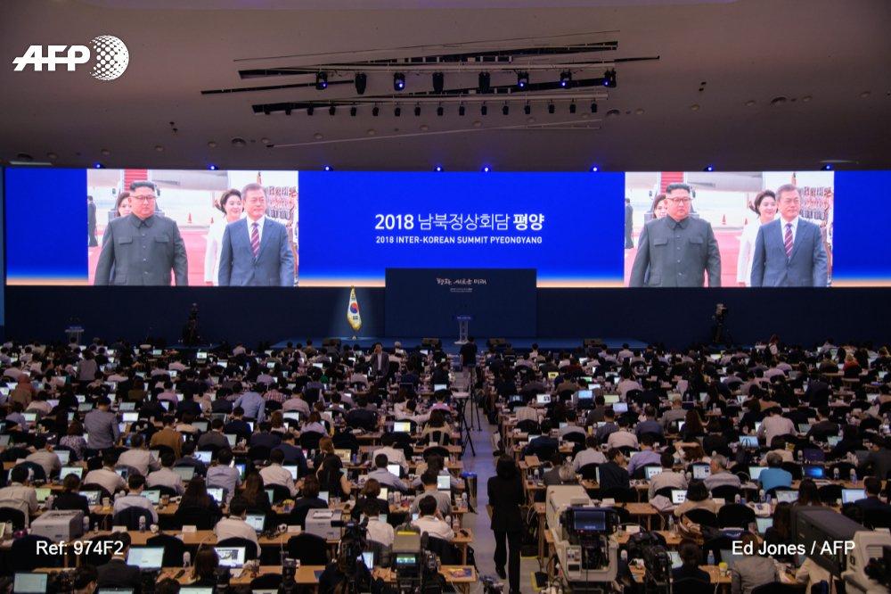 EE.UU. espera la  desnuclearización en la Cumbre entre las dos Coreas