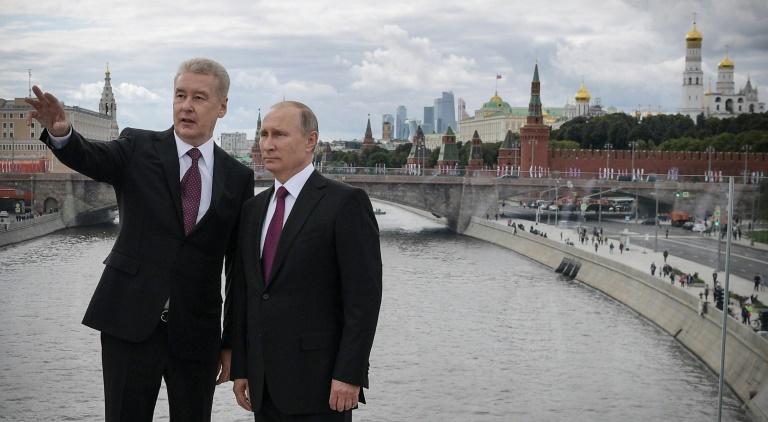 Elecciones en Rusia con manifestaciones opositoras contra reforma de las jubilaciones