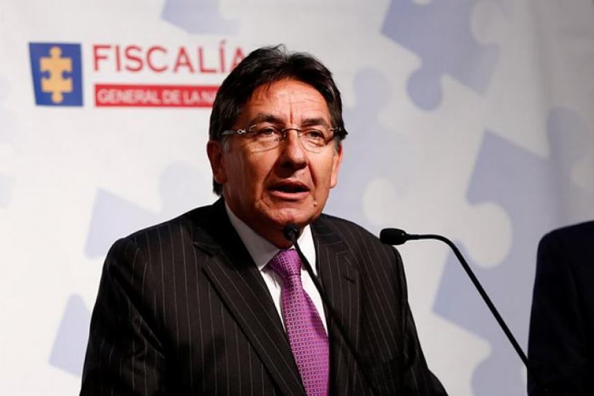 Vinculan a firma de abogados panameña con escándalo que involucra a Fiscal colombiano