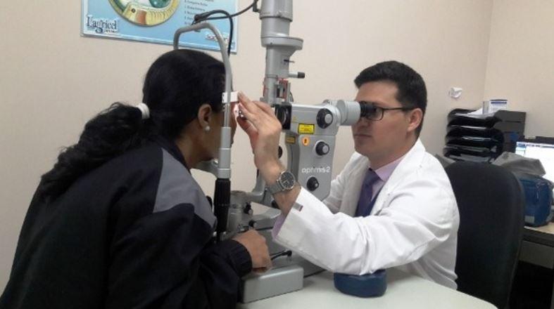 CSS: 200 pacientes se han beneficiado de cirugías láser contra cataratas en lo que va de 2018