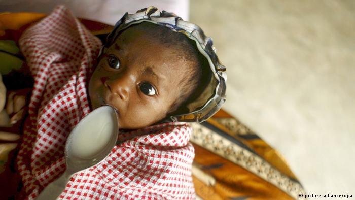 ONU: 821 millones de personas sufren de hambre en el mundo