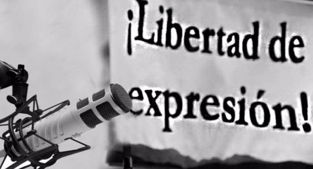 Convocan a concentración en defensa de la libertad de expresión