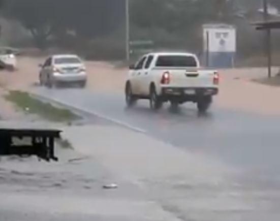 Sinaproc emite aviso de prevención por lluvias con actividad eléctrica