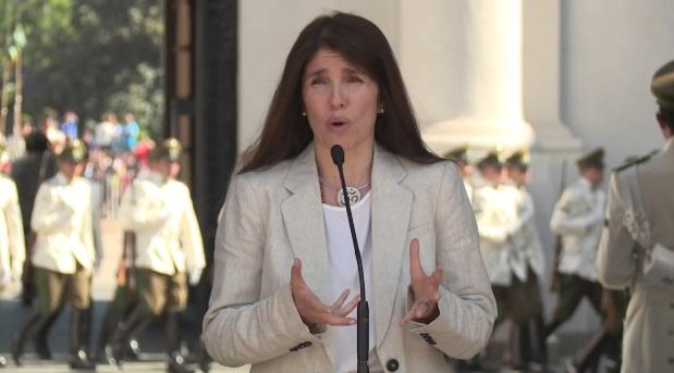 Ex ministra Narváez parte a Panamá para asumir cargo en ONU Mujeres