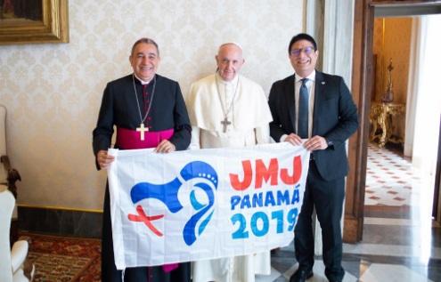 Papa expresa gratitud a los panameños por la JMJ