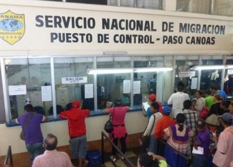 Cubanos, colombianos y venezolanos son los más detenidos por Migración
