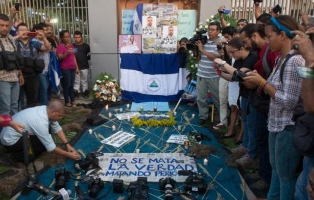 CIDH condena ataques a periodistas en Nicaragua