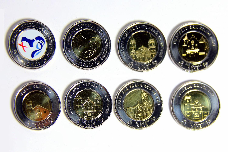 Gobierno detendrá la acuñación de monedas de 1 Balboa