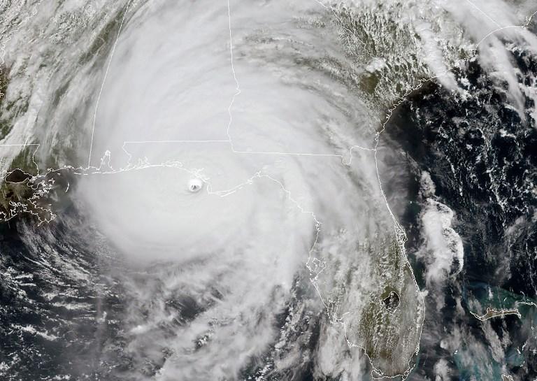 Monstruoso huracán Michael toca tierra en Florida con vientos de 250 km/h