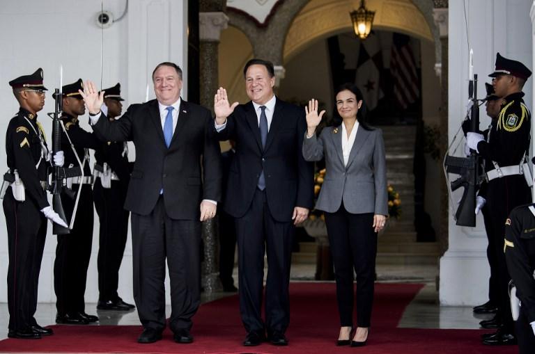 China: El plato fuerte de la agenda de Estados Unidos con Panamá