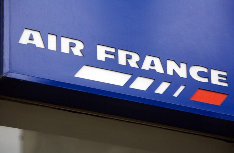 Air France anula vuelos a Caracas por la situación en el país