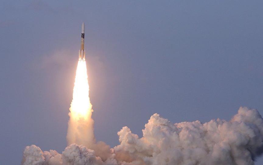 Japón lanza un satélite de observación del dióxido de carbono