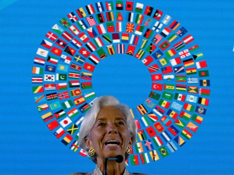 Las apuestas por la sucesión de Christine Lagarde en la dirección del FMI