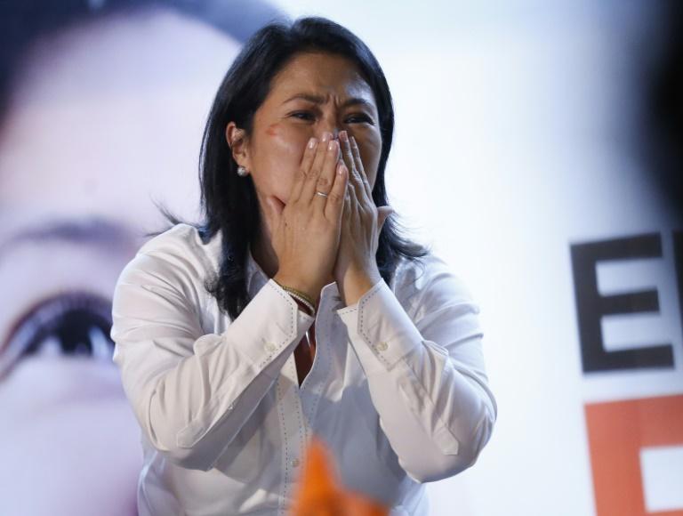 Detienen a Keiko Fujimori acusada de recibir aportes ilegales de Odebrecht en Perú