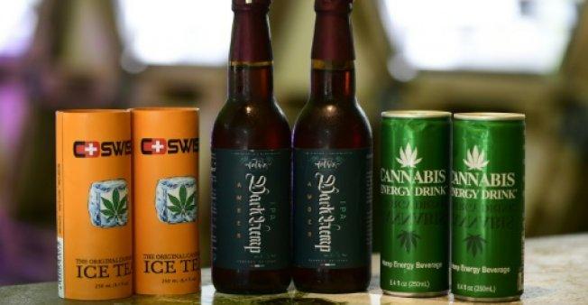 Cannabis: ¿la nueva estrella de los fabricantes de bebidas alcohólicas?