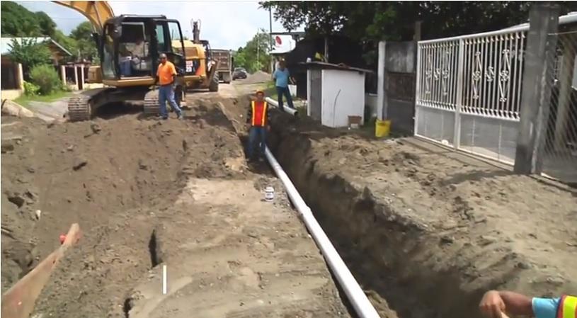 Gobierno intenta justificar fallas en  proyecto de aguas servidas en Chiriquí