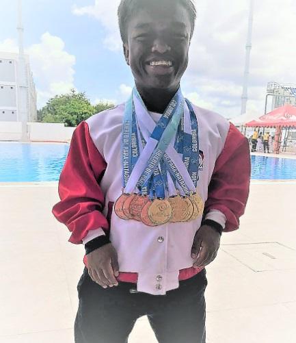 Delegación panameña gana 8 medallas de oro en Juegos de Barranquilla
