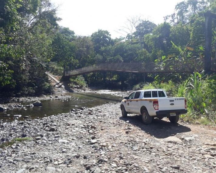 MOP lamenta accidente en Comarca,  y anuncian que invertirán $16 millones en Besikó