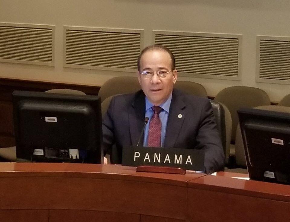 Jesús Sierra renuncia como embajador de Panamá ante la OEA