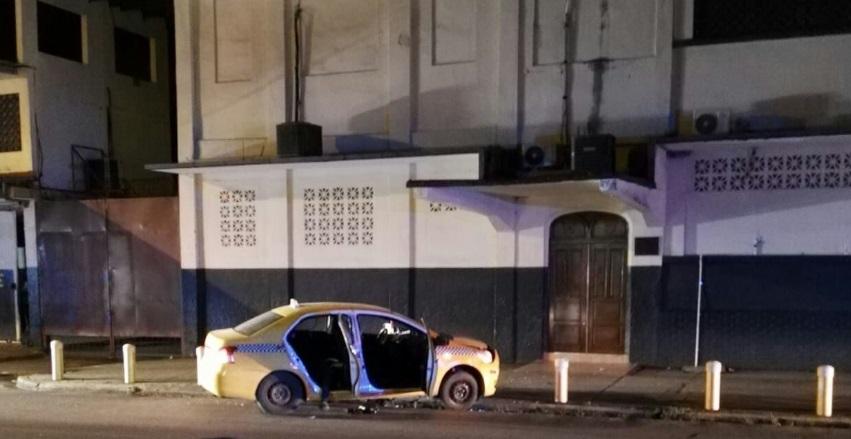 Se reporta balacera en Colón