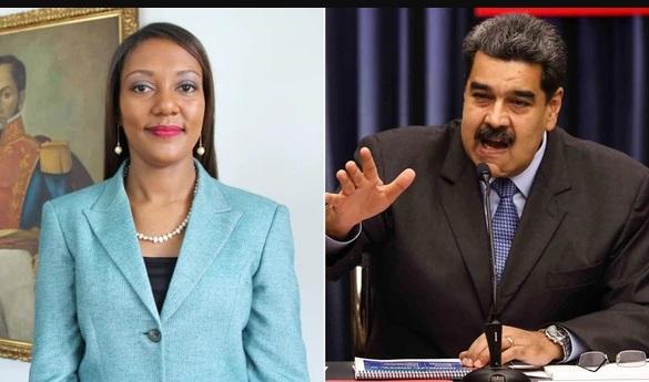 Venezuela expulsa a máxima diplomática de Ecuador