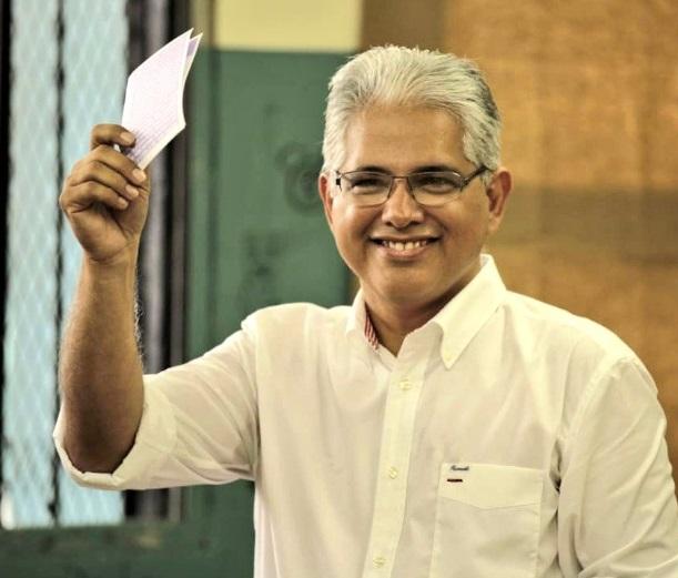 José Blandón es el nuevo presidente del Partido Panameñista
