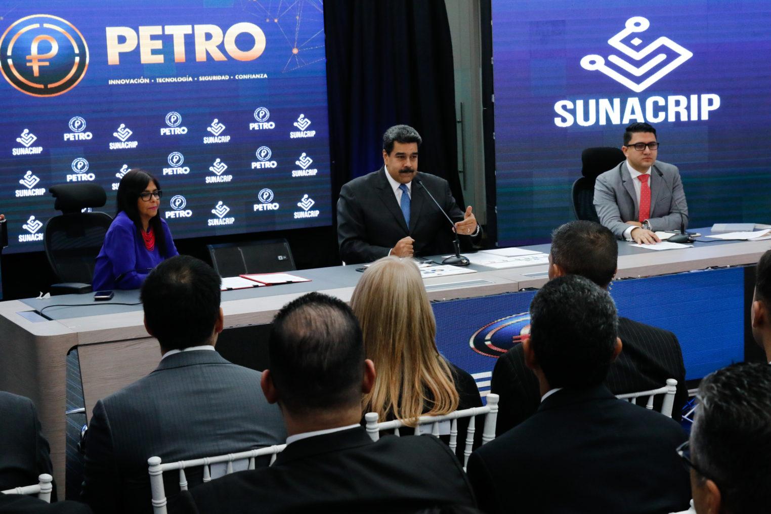 El Petro, nueva moneda comercial de Venezuela