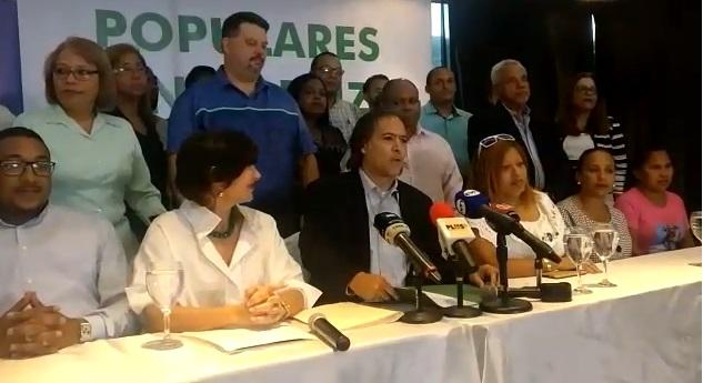 Populares afines a Cortizo piden terminar alianza con panameñistas
