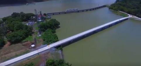 Autoridad del Canal de Panamá inaugura el nuevo puente vehicular de Gamboa