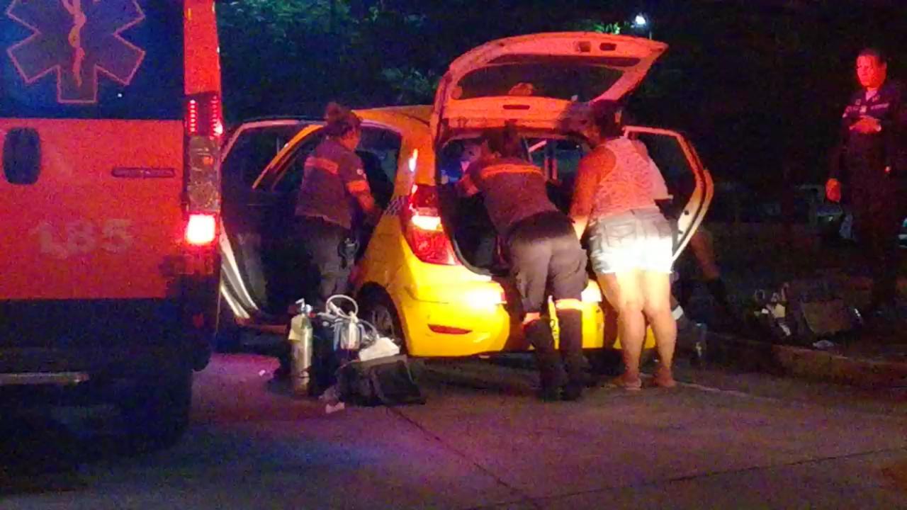 Hombre muere en la entrada de Urgencias de  Hospital en San Miguelito