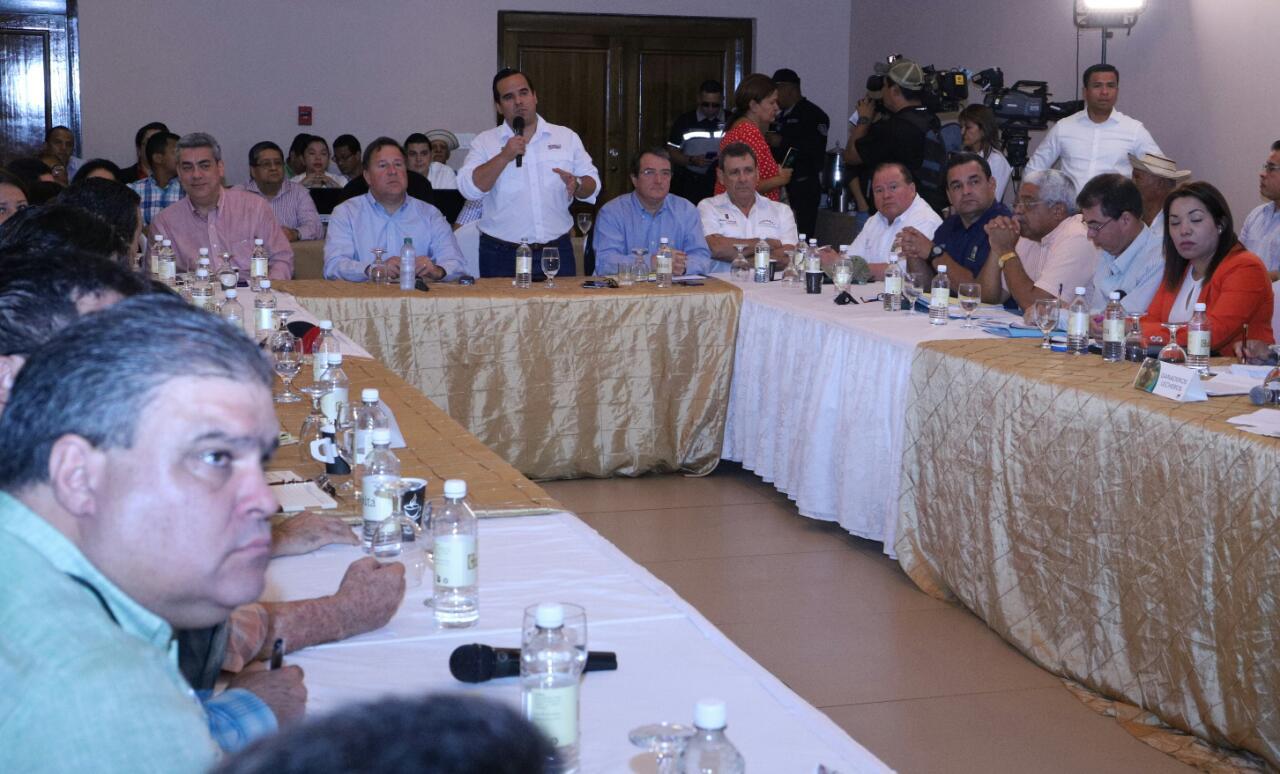 Gobierno  y productores avanzan en diálogo del sector Agro