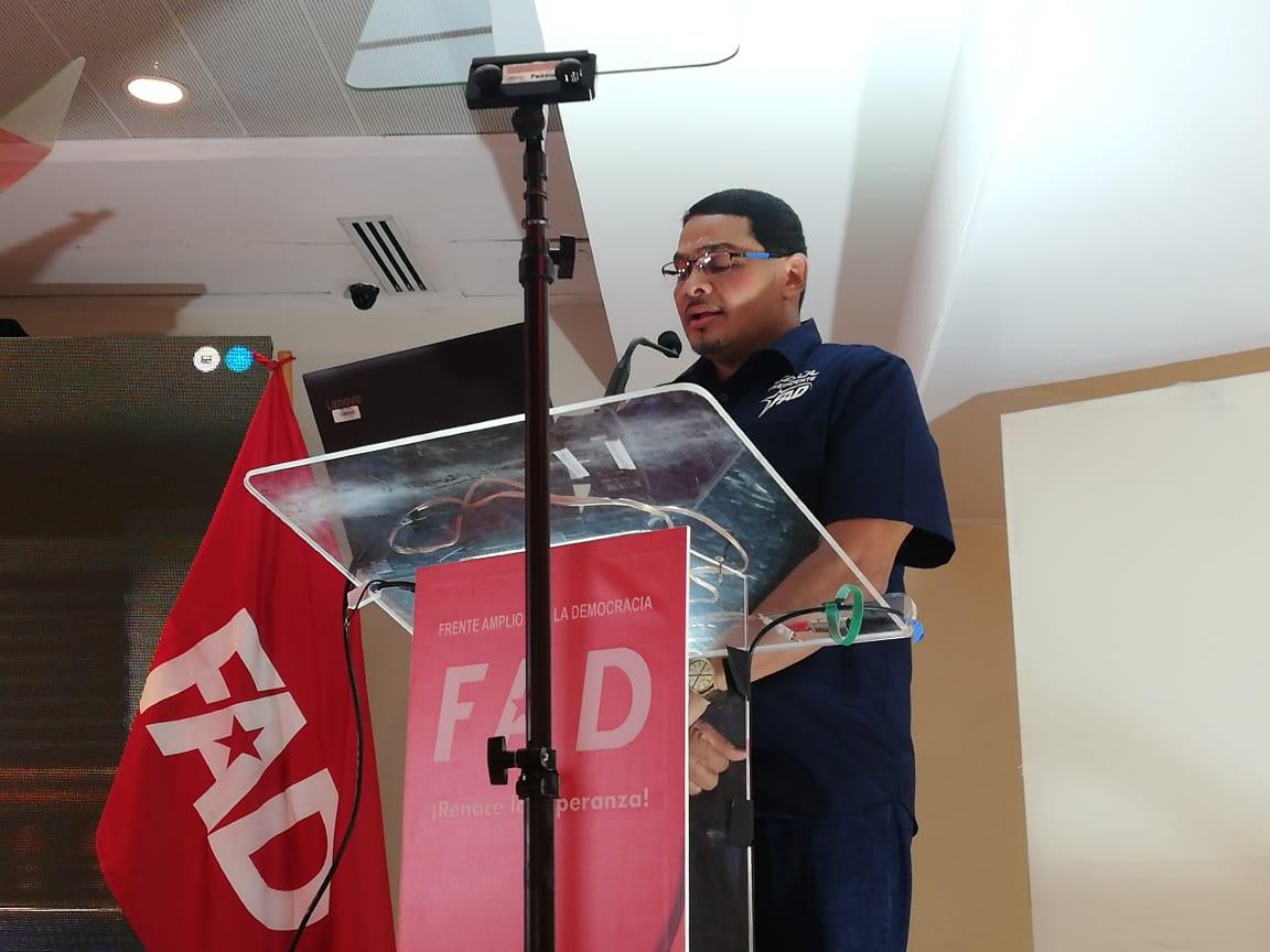 FAD considera que defiende soberanía venezolana y que ayuda humanitaria es una intervención
