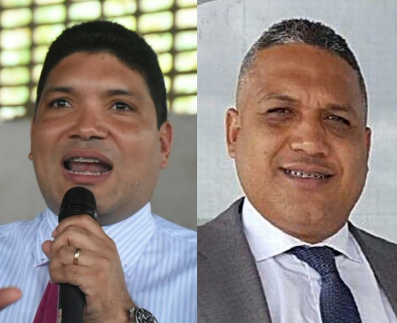 Traición y amenaza de muerte entre diputado Panky Soto y Alexis Lomba