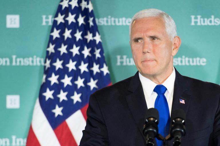 """Vicepresidente de EEUU pide a la Corte Suprema que falle sobre el aborto """"selectivo"""""""